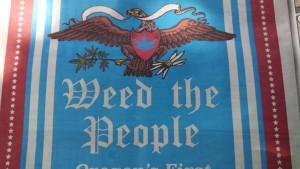 July 1, Cannabis is legal in Oregon.