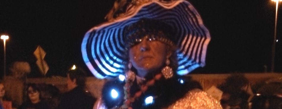 Infused with the Power of Spirit- All Souls Procession 2013