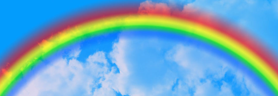 Rainbow Messages for Winter Solstice 2013